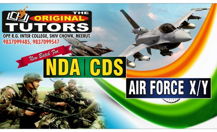 Airforce X/Y coaching in Meerut