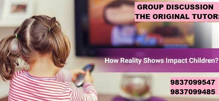 Children & Reality TV Shows